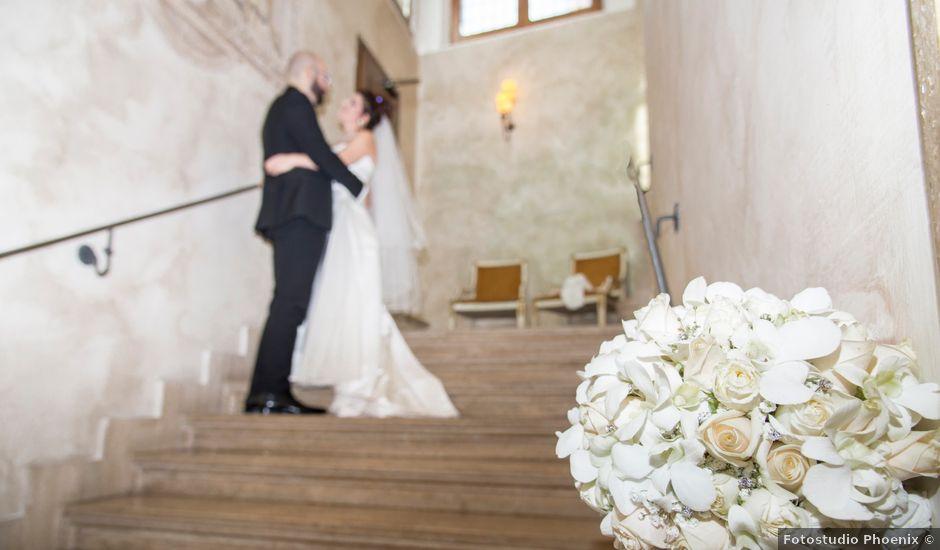 Il matrimonio di Stefano e Giorgia a Roma, Roma