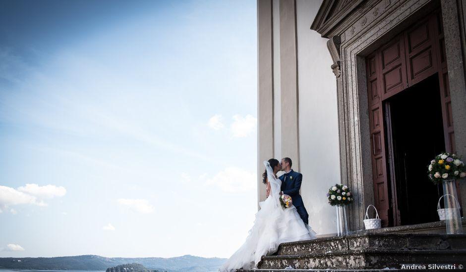 Il matrimonio di Daniele e Valentina a Capodimonte, Viterbo
