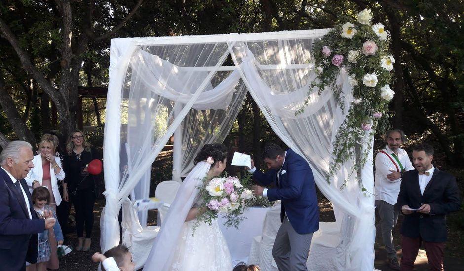 Il matrimonio di Gaia e Gabriele a San Vincenzo, Livorno