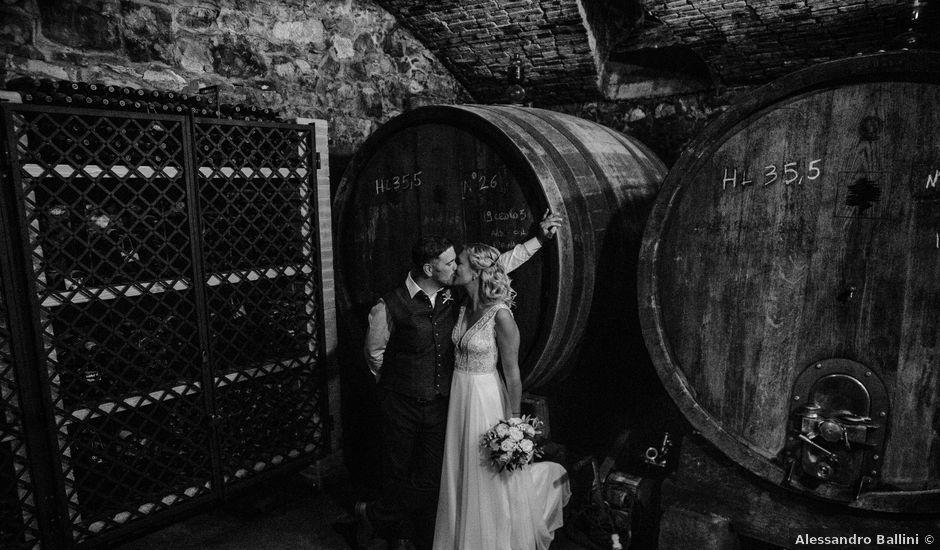 Il matrimonio di Mattias e Eva a Pontassieve, Firenze