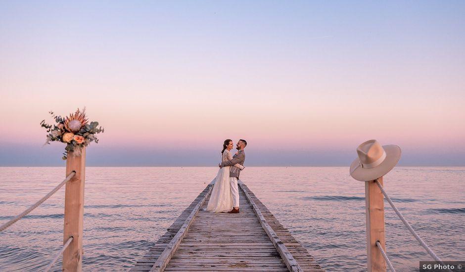 Il matrimonio di Michael e Monica a Jesolo, Venezia
