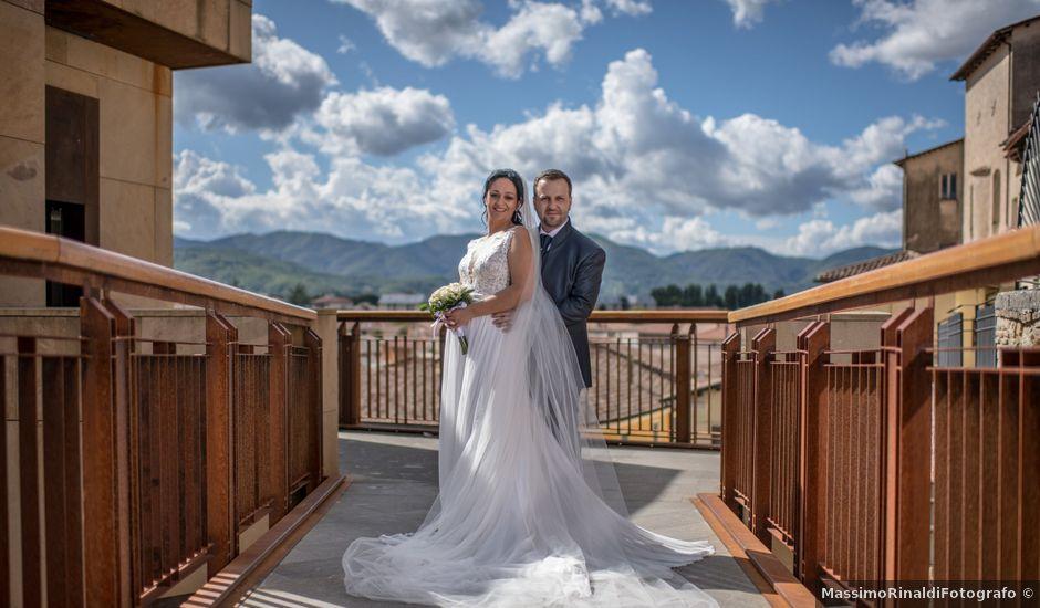 Il matrimonio di Daniele e Laura a Rieti, Rieti