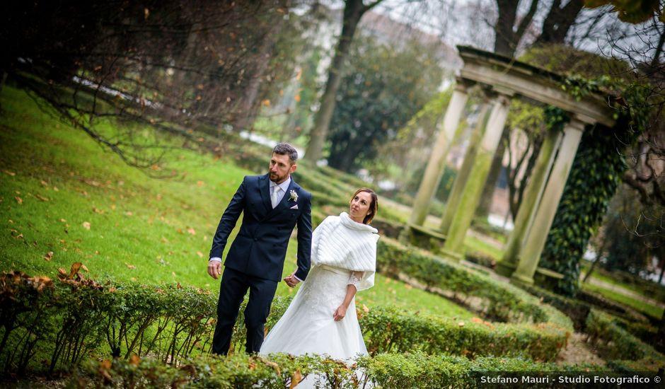 Il matrimonio di Alessandro e Jessica a Pavia, Pavia