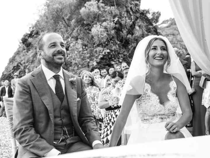 Le nozze di Lucrezia e Stefano