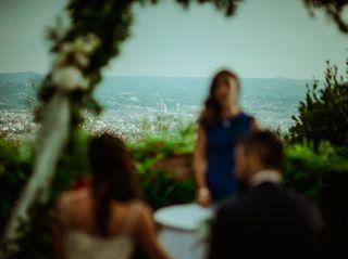 Le nozze di Silvia e Dylber 1