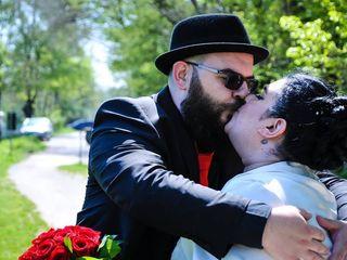 Le nozze di Elisa e Raffaele