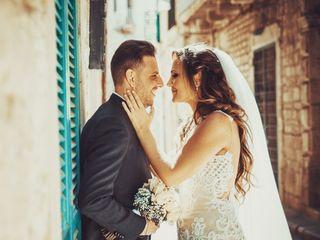 Le nozze di Graziano  e Nancy