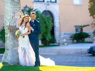 Le nozze di Graziano  e Nancy 1