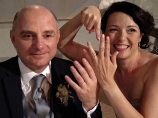 Le nozze di Alessandra e Enzo
