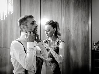 Le nozze di Francesca e Maurizio 1