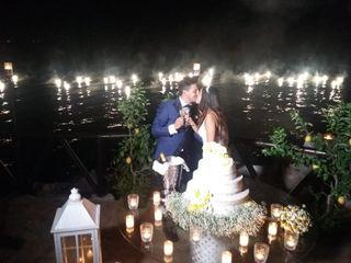 Le nozze di Cristiana  e Francesco  2