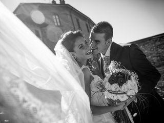 Le nozze di Sandra e Andrea