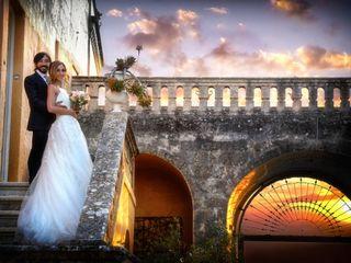 Le nozze di Nicola e Loredana