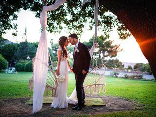 Le nozze di Laura e Giuliano