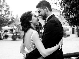 Le nozze di Antonella e Guglielo