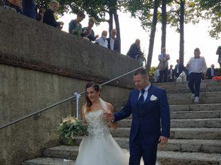 Le nozze di Cristina  e Sergio  2