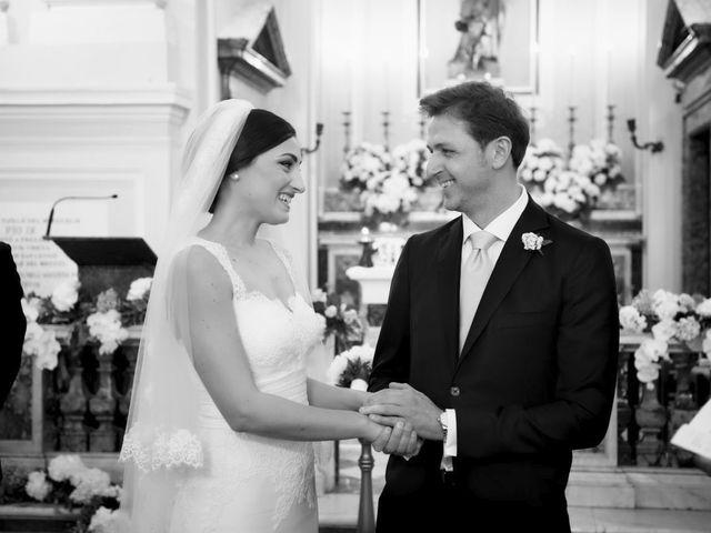 le nozze di Teresa e Paolo