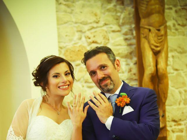 Il matrimonio di Lorenzo e Carlotta a Pachino, Siracusa 28
