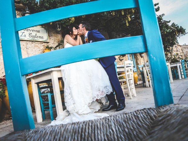 Il matrimonio di Lorenzo e Carlotta a Pachino, Siracusa 32