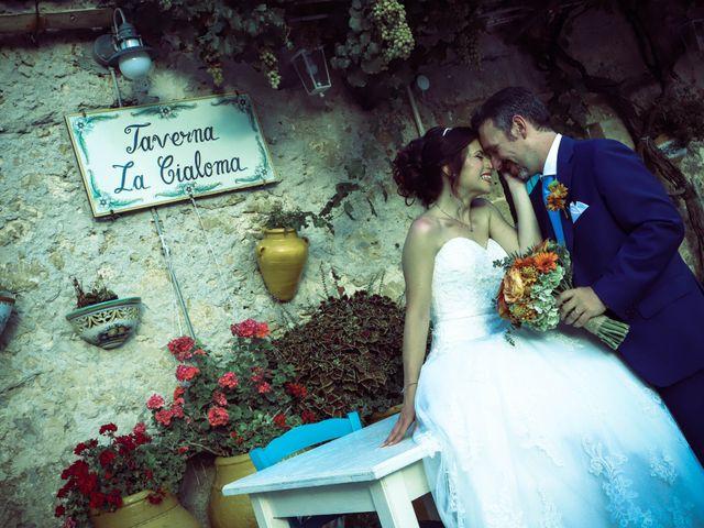 Il matrimonio di Lorenzo e Carlotta a Pachino, Siracusa 33