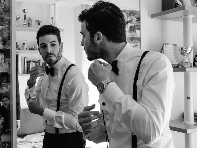 Il matrimonio di Marco e Serena a Gradara, Pesaro - Urbino 12