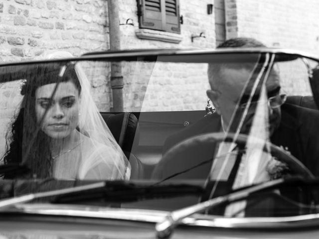 Il matrimonio di Marco e Serena a Gradara, Pesaro - Urbino 25