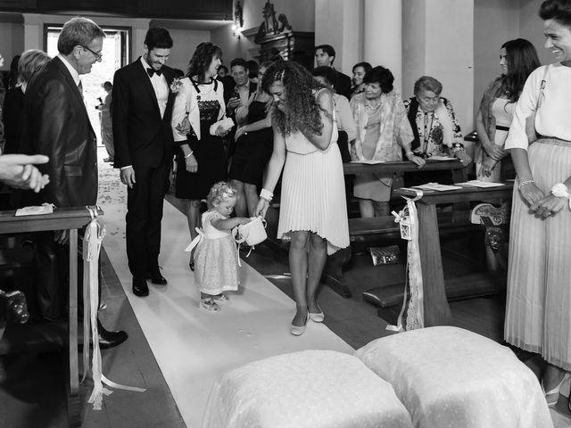 Il matrimonio di Marco e Serena a Gradara, Pesaro - Urbino 28