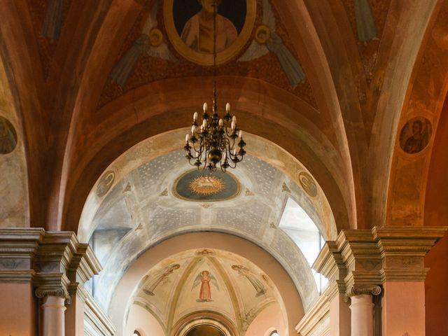 Il matrimonio di Marco e Serena a Gradara, Pesaro - Urbino 29