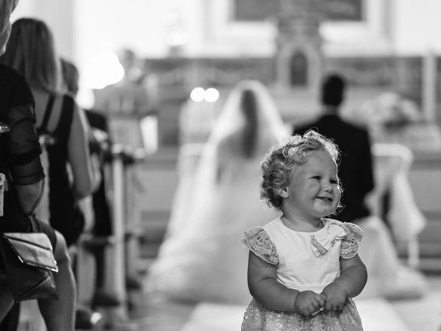 Il matrimonio di Marco e Serena a Gradara, Pesaro - Urbino 31