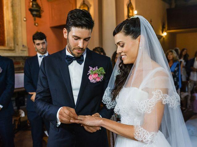 Il matrimonio di Marco e Serena a Gradara, Pesaro - Urbino 32