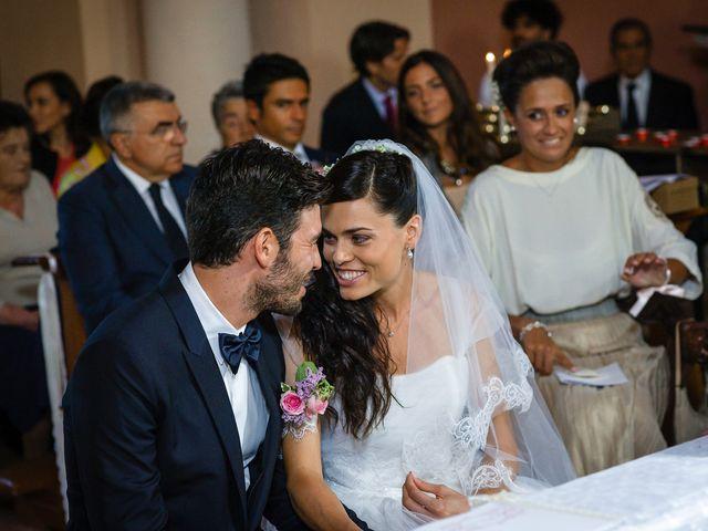 Il matrimonio di Marco e Serena a Gradara, Pesaro - Urbino 33