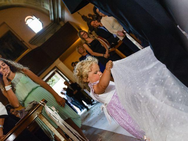 Il matrimonio di Marco e Serena a Gradara, Pesaro - Urbino 34