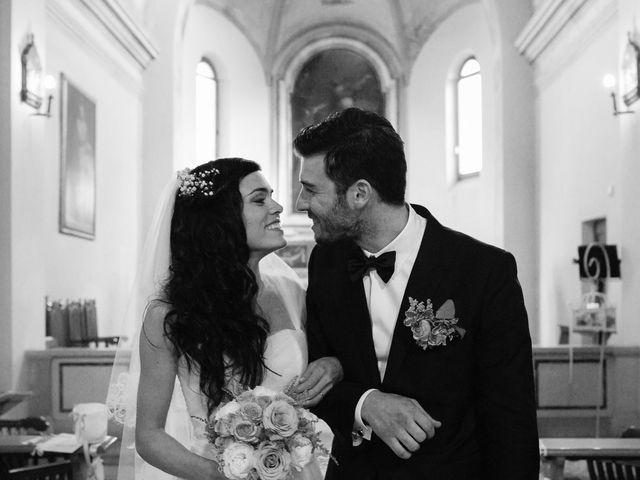 Il matrimonio di Marco e Serena a Gradara, Pesaro - Urbino 37