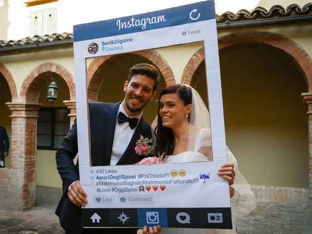 Il matrimonio di Marco e Serena a Gradara, Pesaro - Urbino 45