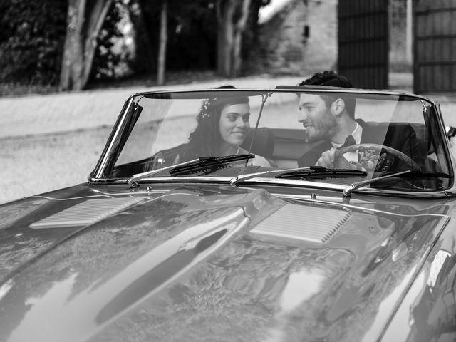 Il matrimonio di Marco e Serena a Gradara, Pesaro - Urbino 48