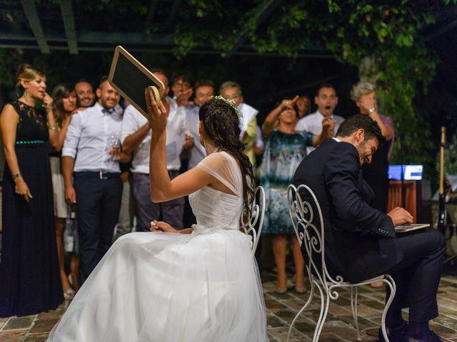 Il matrimonio di Marco e Serena a Gradara, Pesaro - Urbino 54
