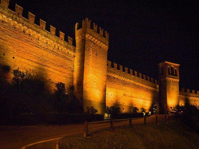Il matrimonio di Marco e Serena a Gradara, Pesaro - Urbino 60