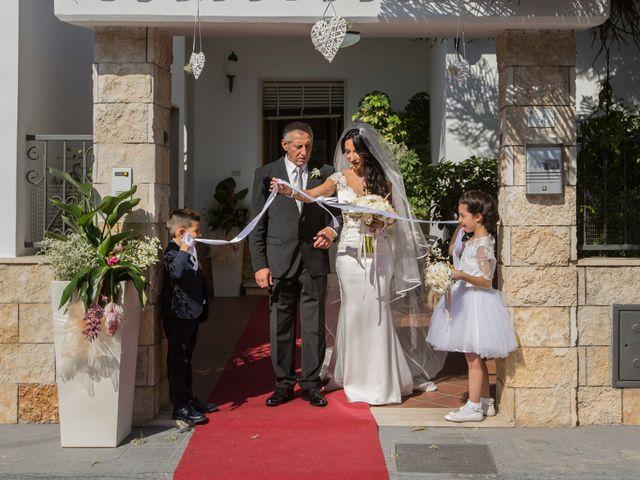 Il matrimonio di Marco e Agnese a Lecce, Lecce 9