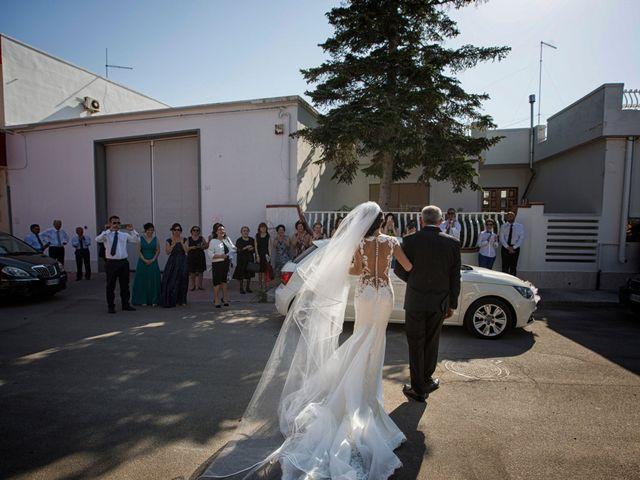 Il matrimonio di Marco e Agnese a Lecce, Lecce 10