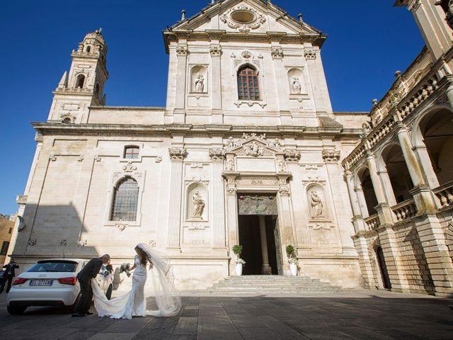 Il matrimonio di Marco e Agnese a Lecce, Lecce 11