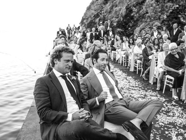Il matrimonio di Stefano e Lucrezia a Ischia, Napoli 1