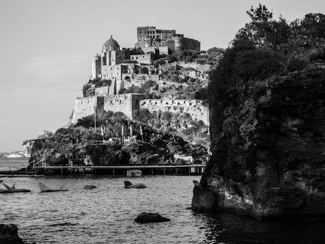 Il matrimonio di Stefano e Lucrezia a Ischia, Napoli 14