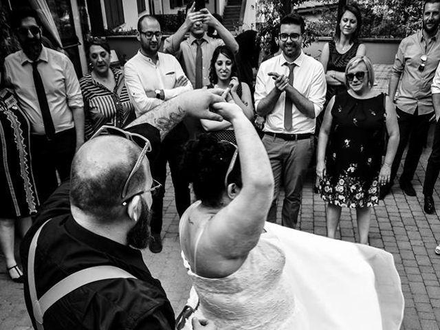 Il matrimonio di Raffaele e Elisa a Sesto San Giovanni, Milano 7