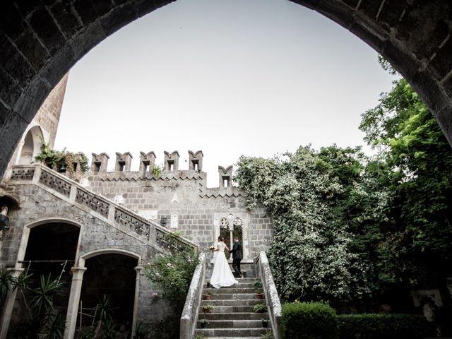 Il matrimonio di Carmine e Rosanna a Melizzano, Benevento 5