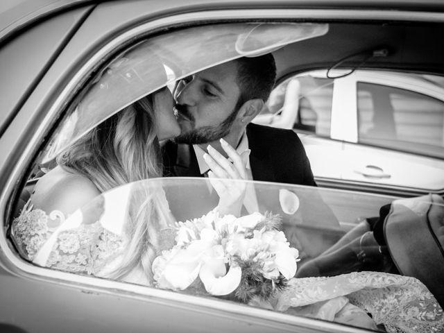 Il matrimonio di Carmine e Rosanna a Melizzano, Benevento 7