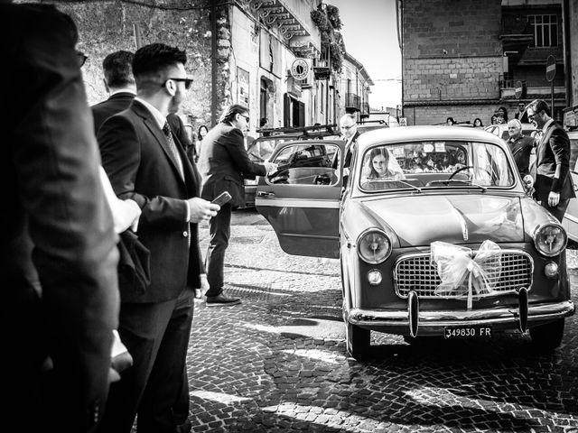 Il matrimonio di Carmine e Rosanna a Melizzano, Benevento 13