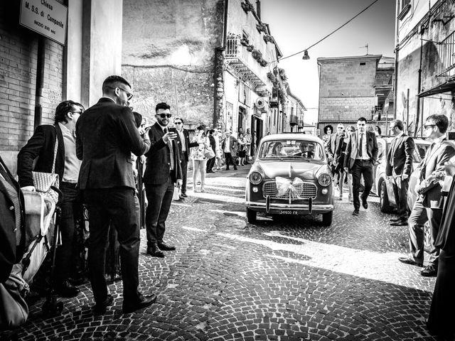 Il matrimonio di Carmine e Rosanna a Melizzano, Benevento 14