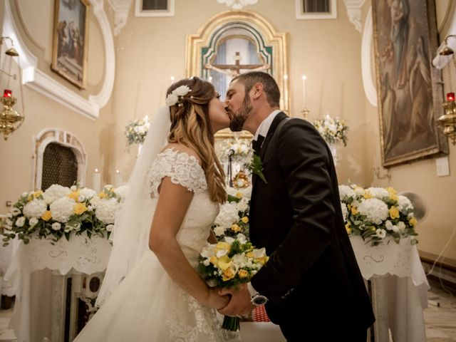 Il matrimonio di Carmine e Rosanna a Melizzano, Benevento 23