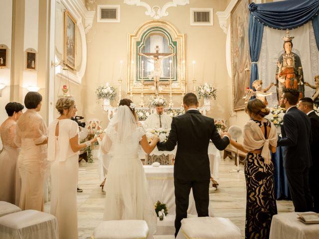 Il matrimonio di Carmine e Rosanna a Melizzano, Benevento 25