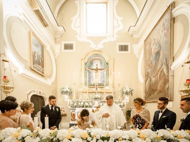 Il matrimonio di Carmine e Rosanna a Melizzano, Benevento 26